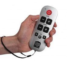 Quelle est la meilleure télécommande pour seniors