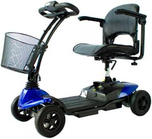 meilleurs scooters seniors